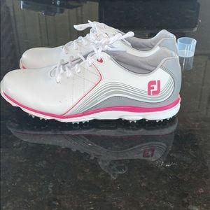 New FootJoy Golf Shoes
